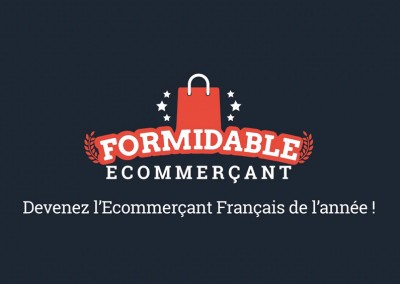 Concours Formidable ECommerçant 2015