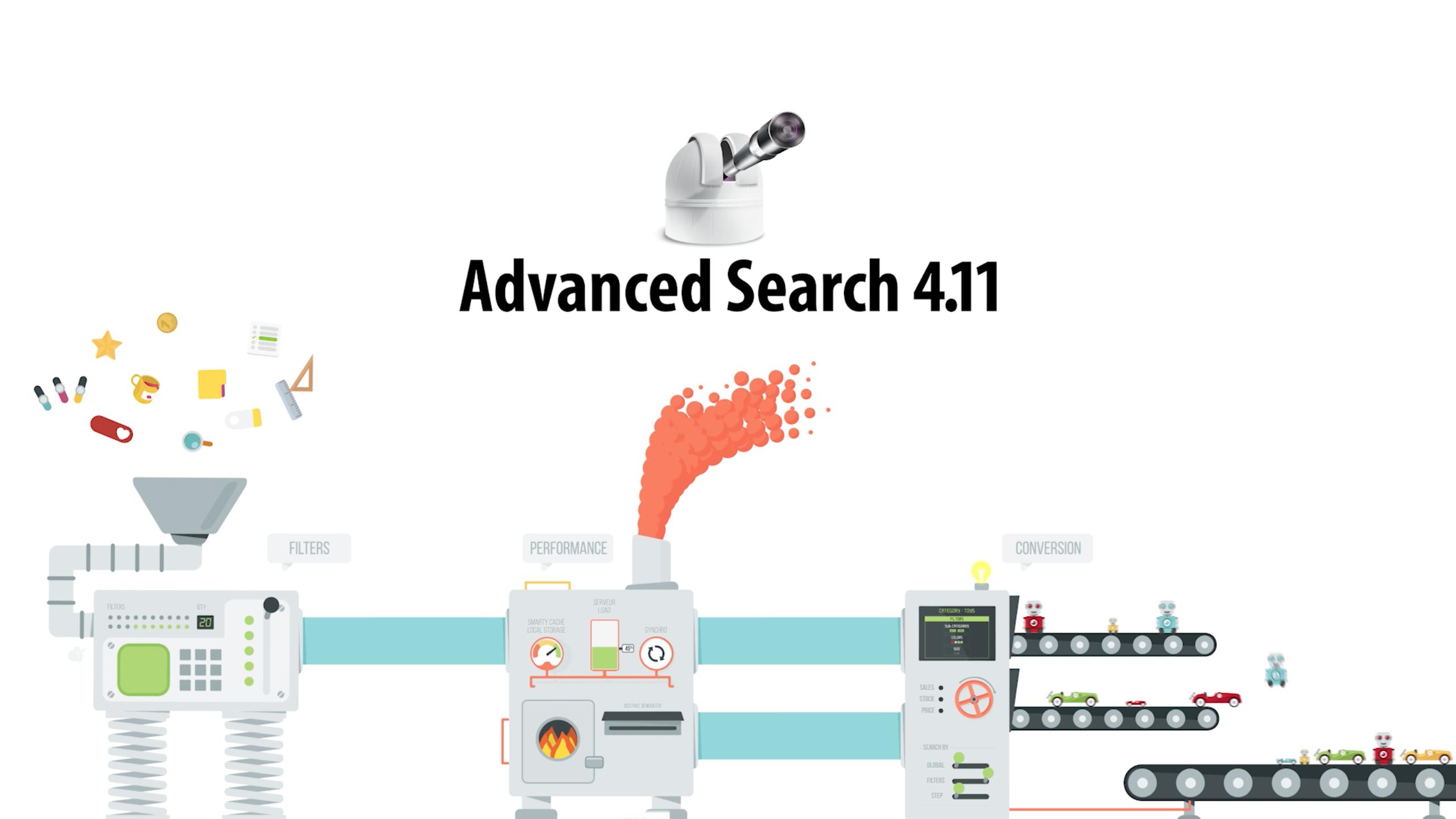 Presta Module – Advanced Search 4