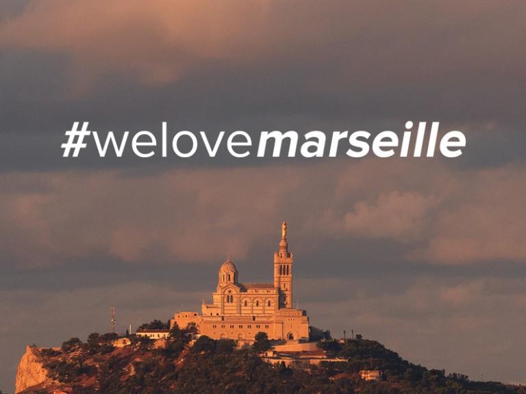 Timelapses #WeLoveMarseille