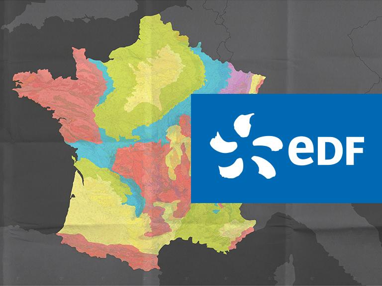 EDF – 70 ans de Géosciences