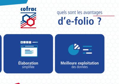 Cofrac – EFolio